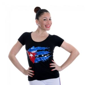 tričko Kuba